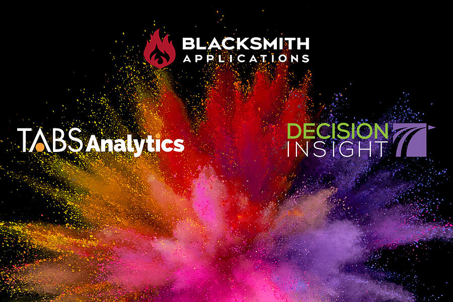 Blacksmith Applications Acquires TABS Analytics & Decision Insight