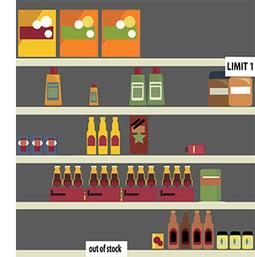 store-shortage